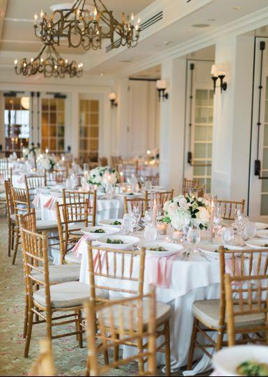 The Ballroom, a rose dream