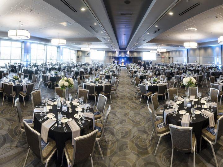 Tmx 1440426321177 Grandballroomfull9570 9574 Rootstown, Ohio wedding venue