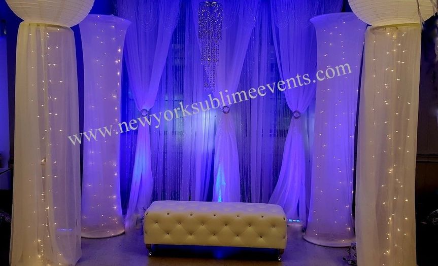 #drapery #event draping #pipe and drape