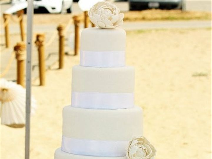 Tmx 1376332161752 41169434270178663446715n Fresno, CA wedding cake