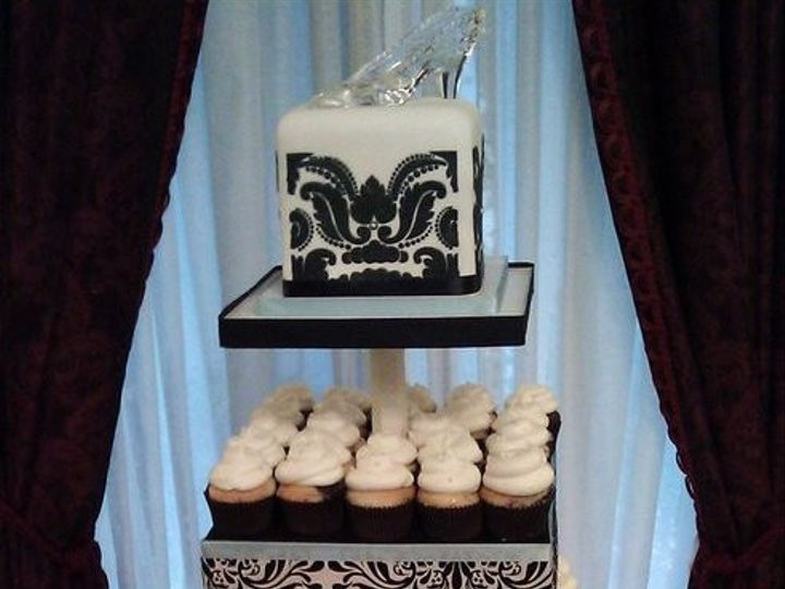 Tmx 1376332163629 476684768052586635261098n Fresno, CA wedding cake