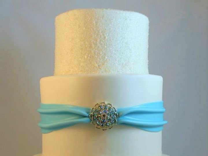 Tmx 1376332165557 64490101515688640586641211293818n Fresno, CA wedding cake