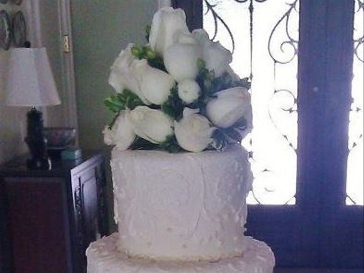 Tmx 1376332202958 3129091015034500685866496027996n Fresno, CA wedding cake