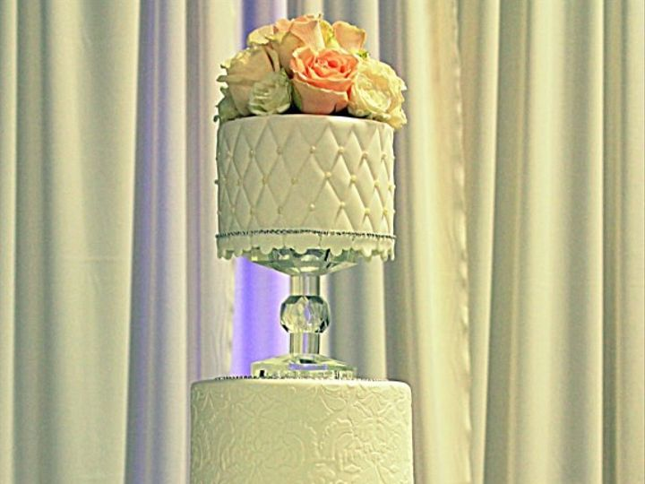Tmx 1376332222370 53724810151546611223664922661991n Fresno, CA wedding cake