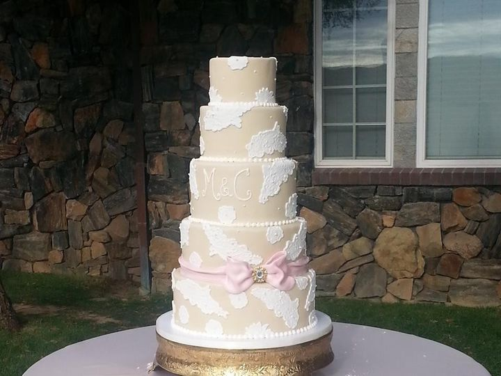 Tmx 1376332229769 600802101517092265936642051781577n Fresno, CA wedding cake