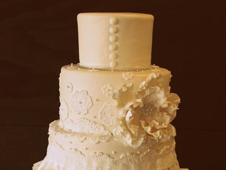 Tmx 1376332242922 968882101517924448336641043817663n Fresno, CA wedding cake