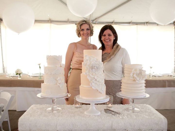Tmx 1376332278210 107426110151790881098664122918391o Fresno, CA wedding cake