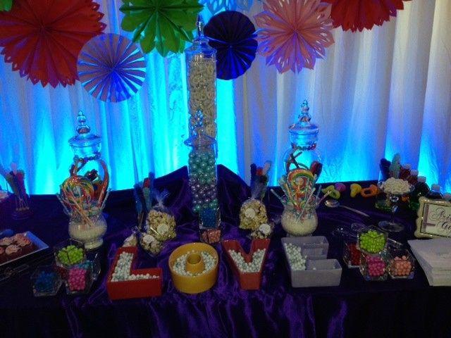 Tmx 1448034216973 Rainbow Candy Station Cranston wedding favor