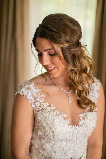 Bridal make up by Jasmine