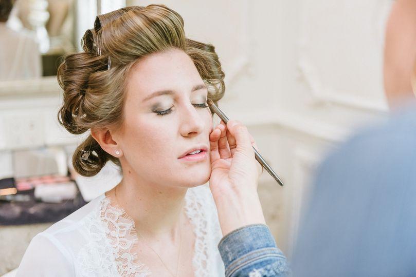 Bridal Make Up by Kristyn