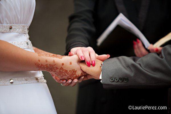 Amanda's Beautiful Henna Hands