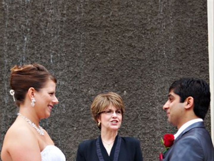 Tmx 1318520100823 HariAmandaatBellTower Deer Park, TX wedding officiant