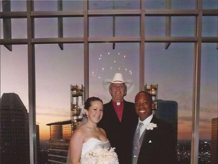 Tmx 1318786545671 BreeIvanBurkettwithMinisterJamesTurner Deer Park, TX wedding officiant