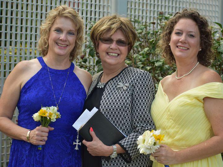 Tmx Valerie Clark Lynn And Erica 51 43226 Deer Park, TX wedding officiant