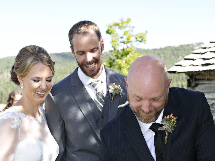 Tmx 1518107693 D2cabf9d93fb0f8a 1518107689 C1fee7440a8f8002 1518107685611 8 160709 Carlson And Denver, Colorado wedding officiant
