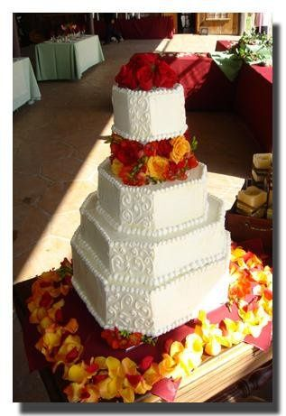 Tmx 1274120333793 3 Goleta wedding cake