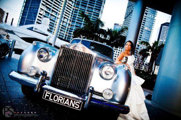 Tmx 1309147889919 FloriansClassicsRollsRoyceFixed Miami, FL wedding transportation