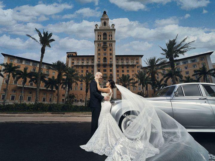 Tmx 1534713405 053e59d1fd75fffe 1534713404 4d91885e2f4b96e7 1534713404046 1 800x800 Florian S  Miami, FL wedding transportation