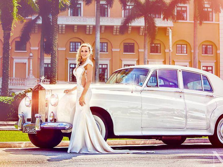 Tmx 1534713406 166a6d99336e03a1 1534713404 8b6dd18d3a3769bc 1534713404049 2 B088e15963aebd7ead Miami, FL wedding transportation