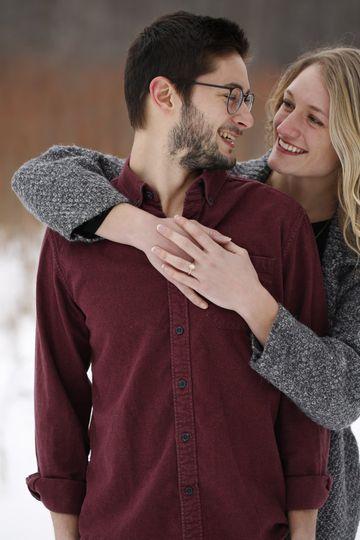 A warm embrace - 610 Photo