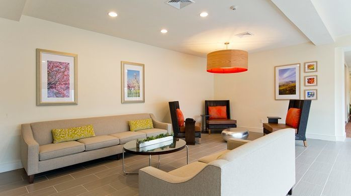 Pavillion Lounge and Lobby