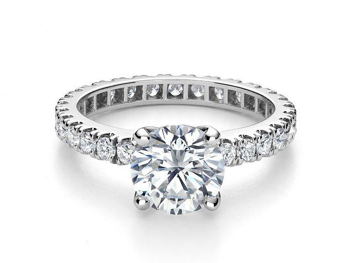 Tmx 1453315378235 Eternity Ring Issaquah wedding jewelry