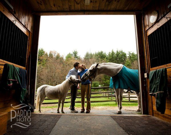 Engagement photo - Private Residence, NH