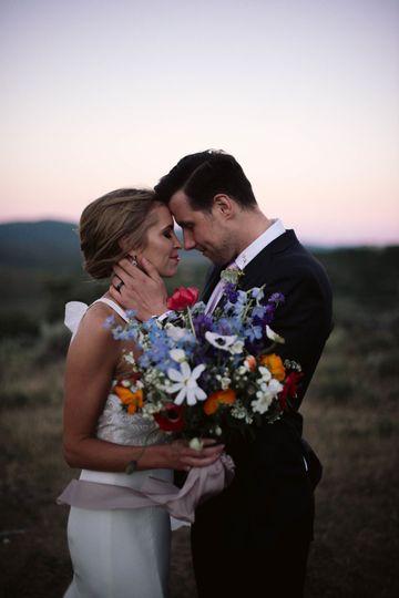 Wild Wedding - High West