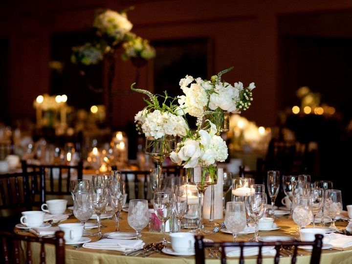 Tmx 1363900159741 WeddingTableCenterPiece Doylestown, PA wedding venue