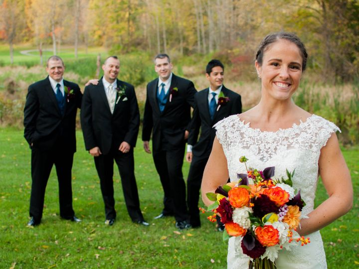 Tmx 1459992905957 Whitney Davis Bridal Bouquet Holley, NY wedding florist
