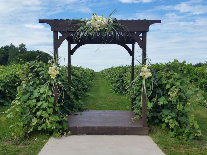 Tmx 1460048988556 20150808161600 Holley, NY wedding florist