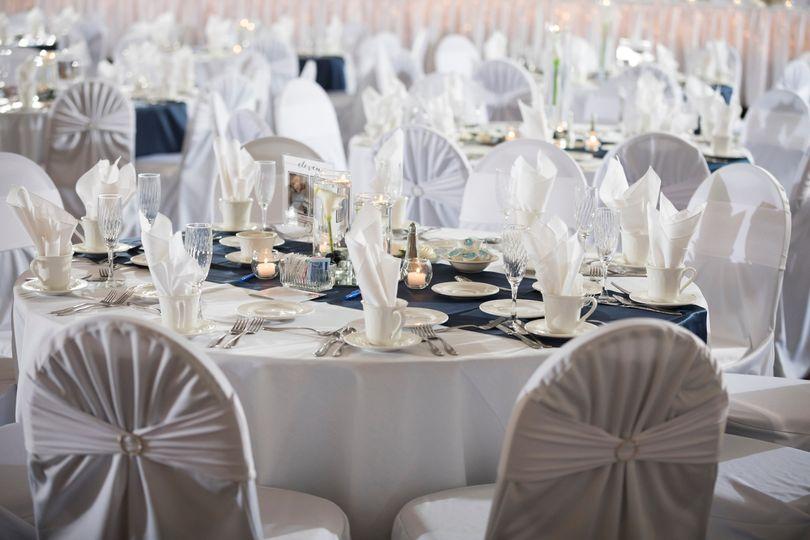 Davians wedding tables