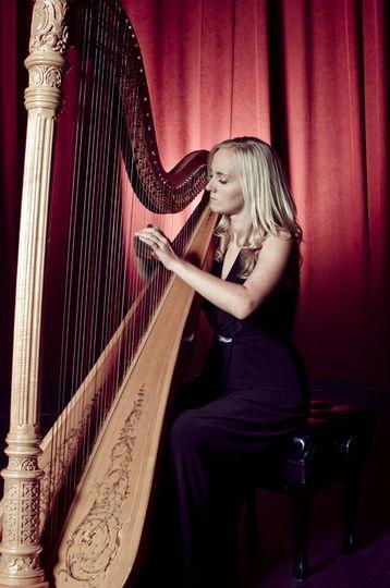 Sweet harp music
