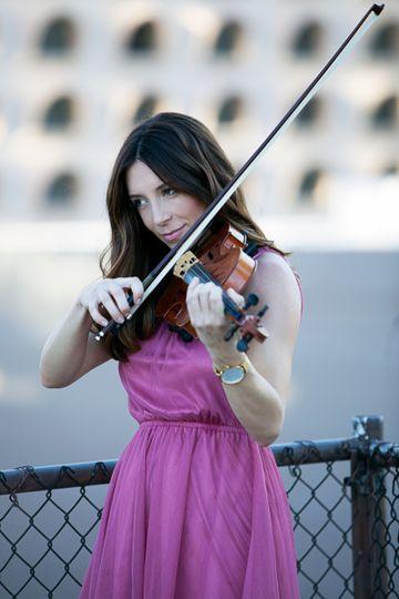Lovely violin music
