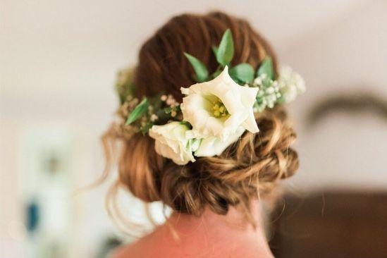 Simple, elegant and bohemian floral crowns.