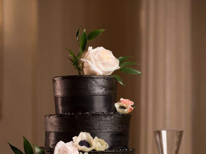 Tmx 1390067954631 Cake Noir  Savannah wedding catering