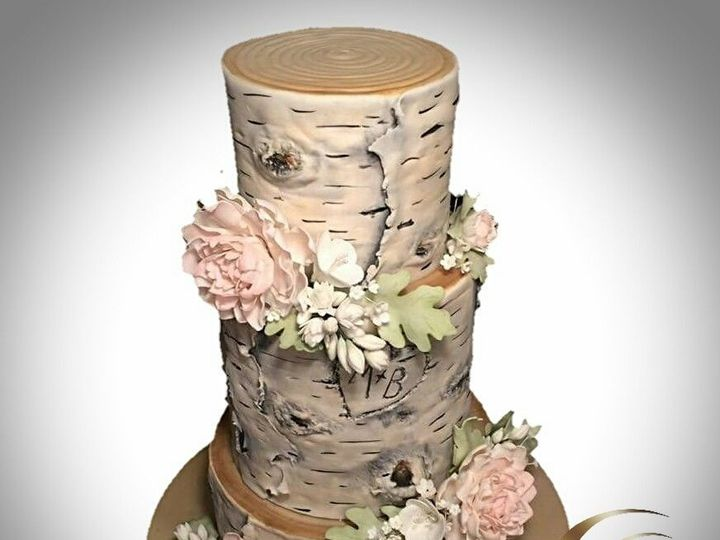 Tmx 1515532361 25504fab25d2bea7 1515532360 C07a155601ca646c 1515532359498 2 Tree Douglassville, PA wedding cake