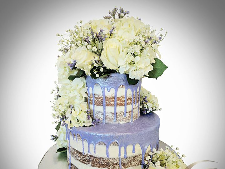 Tmx 1515532377 5b7b919dcdb851b3 1515532375 Fea527b167ad4fca 1515532371896 4 Flowers Douglassville, PA wedding cake
