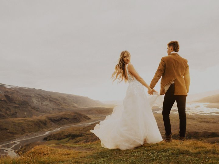 Tmx Iceland Bridals Claire Sunset 51 776326 157678684672274 Washington wedding photography