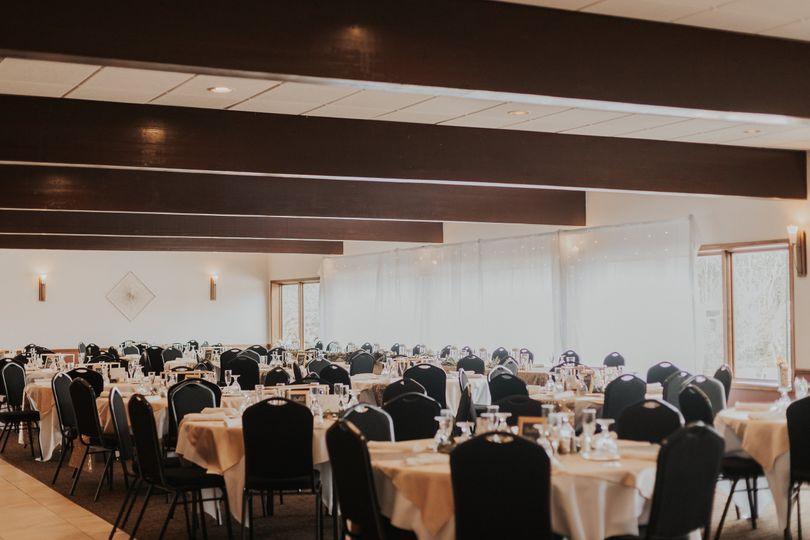 Banquet room setup-Ali Lockery