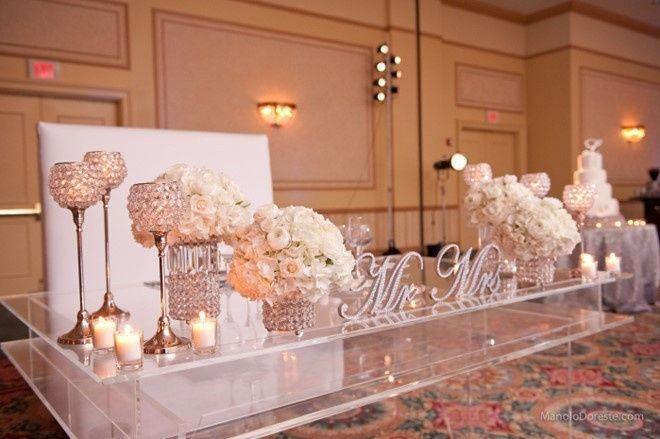 Tmx 1483894226936 Acrylic Table 2 Bergenfield wedding florist