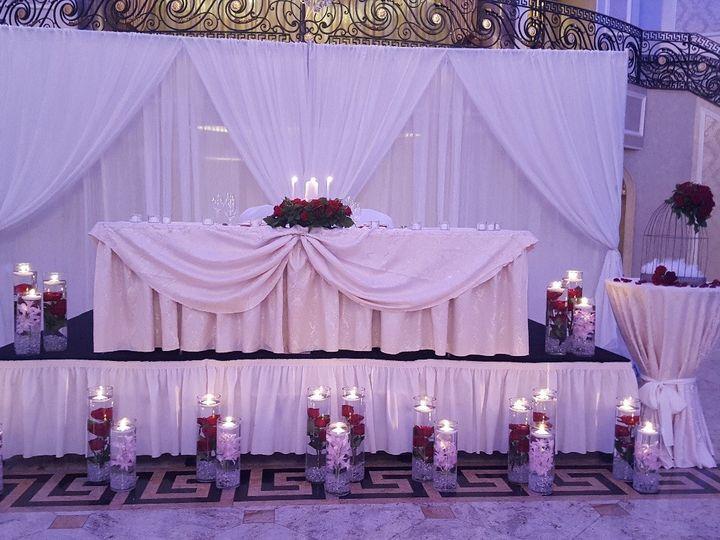 Tmx 1483894416066 Pipe And Drape 1 Bergenfield wedding florist