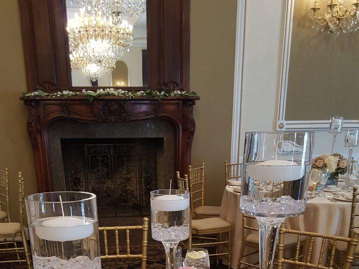 Tmx 1483894479614 Low Centerpiece 2 Bergenfield wedding florist