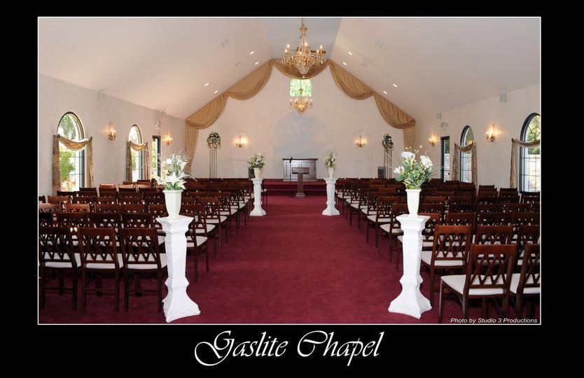 gaslite chapel inside