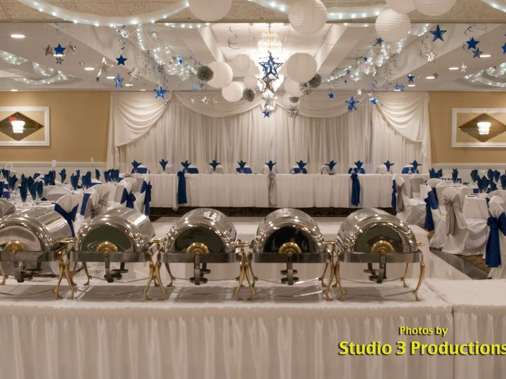 Tmx 1377974421426 Courtyard 1177 Warrenville, IL wedding venue