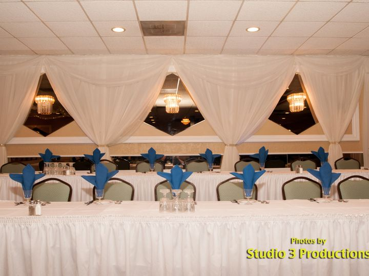 Tmx 1377974610598 Courtyard 1185 Warrenville, IL wedding venue