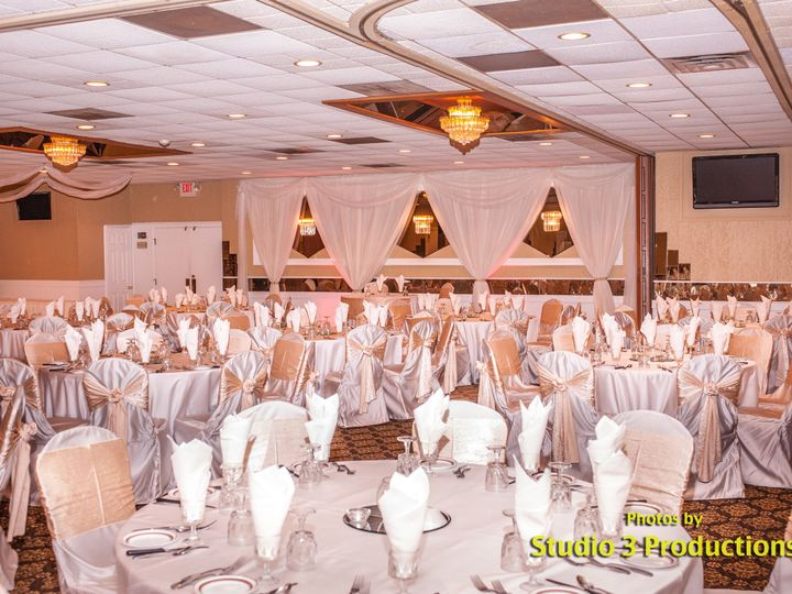 Tmx 1382820257262 Courtyard 2 Warrenville, IL wedding venue