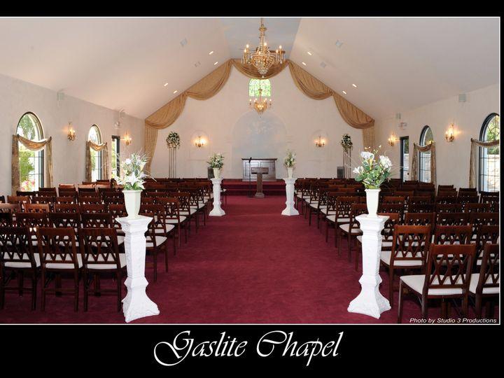 Tmx 1445021823299 Gaslite Chapel Inside Warrenville, IL wedding venue