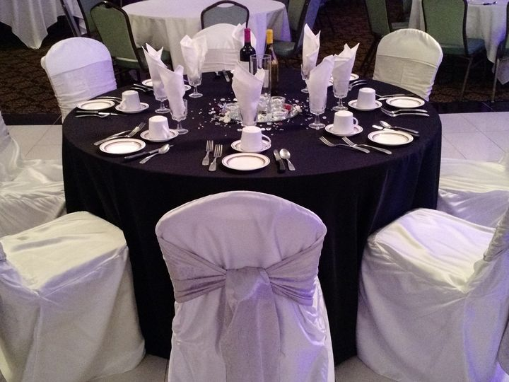 Tmx 1456512069585 Table Set Up Warrenville, IL wedding venue