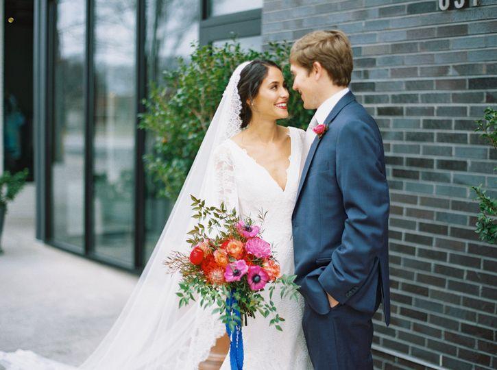 Smiling couple | Abigail Malone Photography